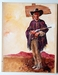 #139. Original cover painting Western novel Winchester #233